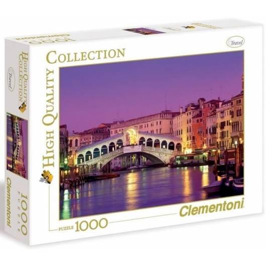 Puzzle 1000 HQ Most Rialto Wenecja