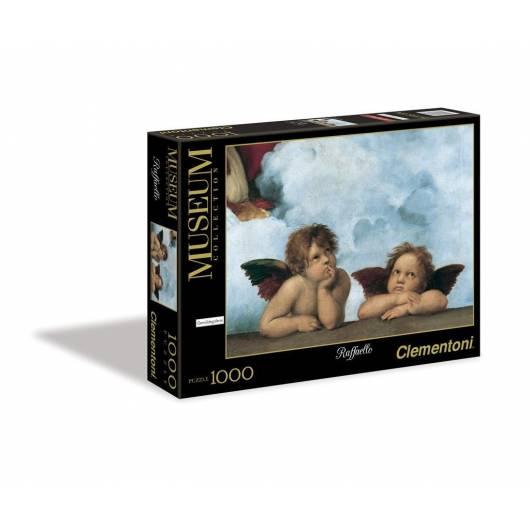 Puzzle 1000 Museum Sistine Madonna
