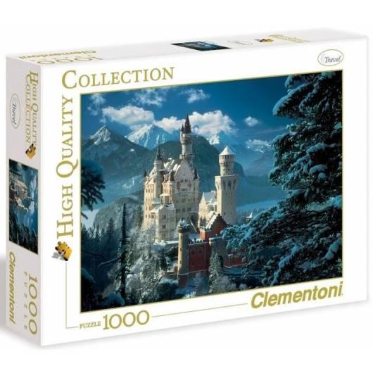 Puzzle 1000 HQ Neuschwanstein