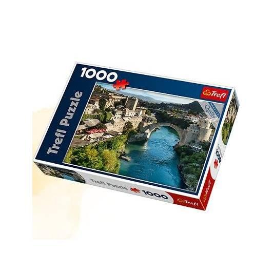 Puzzle 1000 Mostar, Bośnia i Hercegowina TREFL