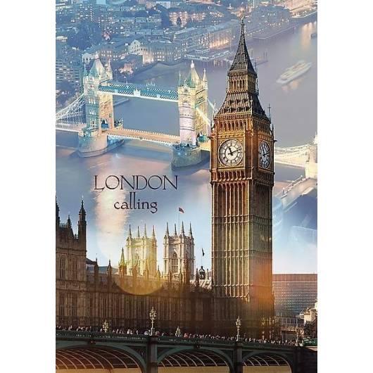 Puzzle 1000 Londyn o świcie TREFL