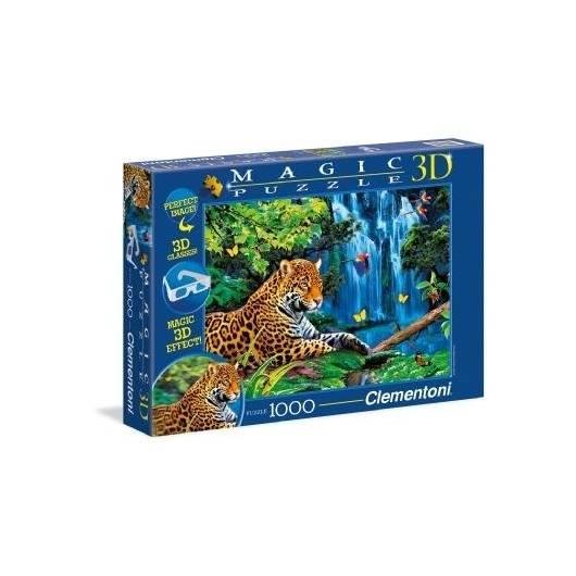 Puzzle 1000 Magic 3D Jaguar