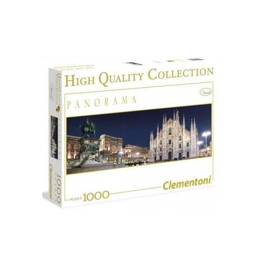 Puzzle 1000 HQ Panorama Milano