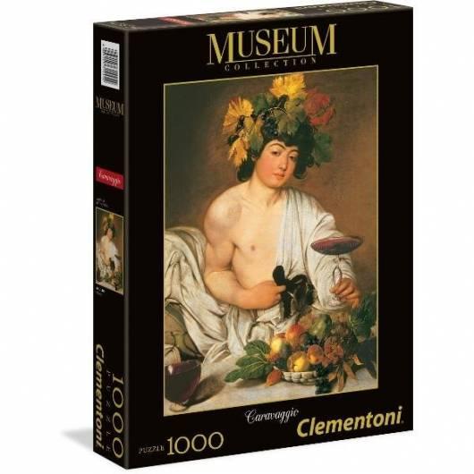 Puzzle 1000 Museum Uffizi Bacco