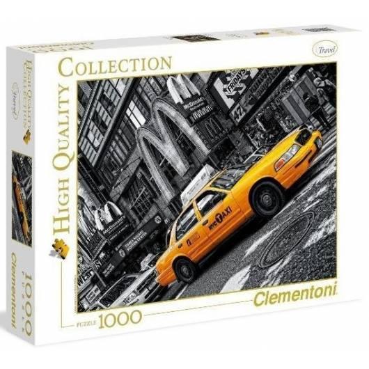 Puzzle 1000 HQ NY taxi