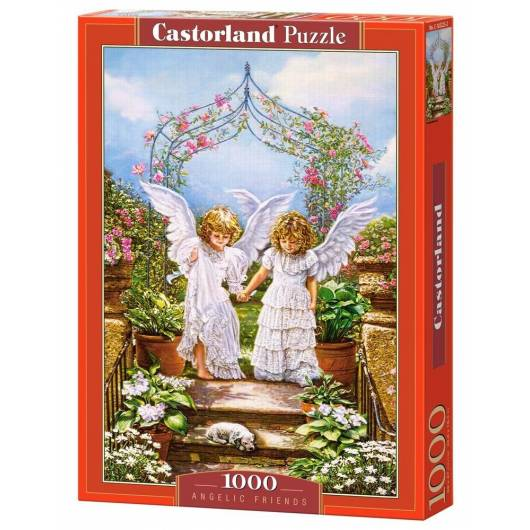 Puzzle 1000 Angelic Friends CASTOR