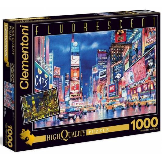 Puzzle 1000 Fluo New York