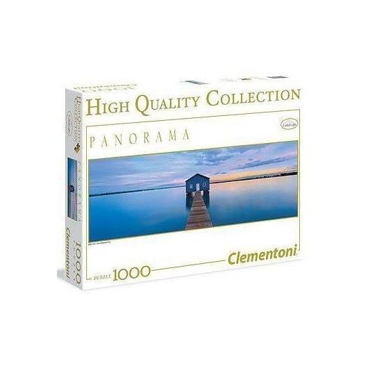 Puzzle 1000 HQ Panorama Blue Calm