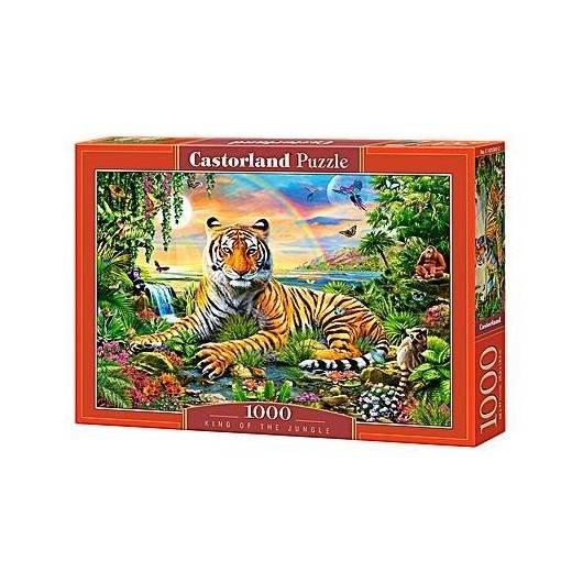 Puzzle 1000 Król Dżungli CASTOR