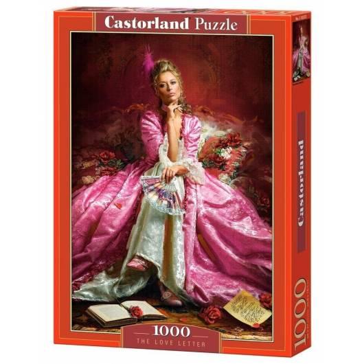 Puzzle 1000 The Love Letter CASTOR
