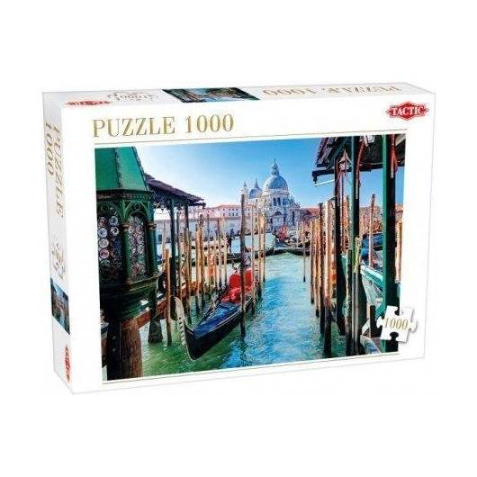 Puzzle 1000 Grand Canal church 100