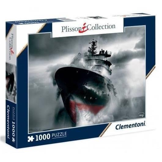 Puzzle 1000 Plisson Rescue at Sea