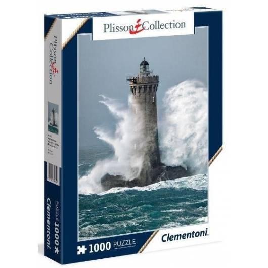Puzzle 1000 Plisson Four Lighthouse