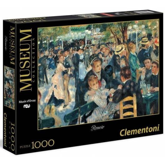 Puzzle 1000 Museum Renoir - Bal du Moulin...