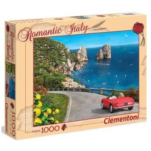 Puzzle 1000 Romantic Capri