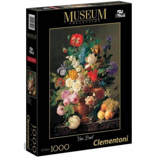 Puzzle 1000 Museum Van Dael - Vaso di fiori