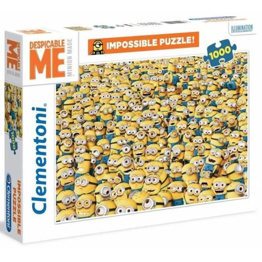 Puzzle 1000 Impossible Minionki