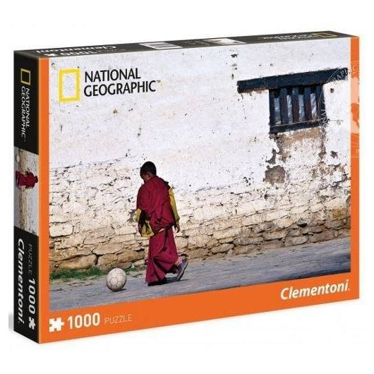 Puzzle 1000 National Geographic Young Buddhist...