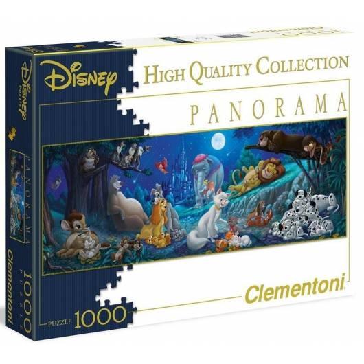 Puzzle 1000 HQ Panorama Sweet night