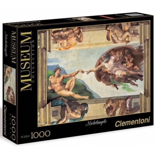 Puzzle 1000 Museum Vatican The Creation of Man