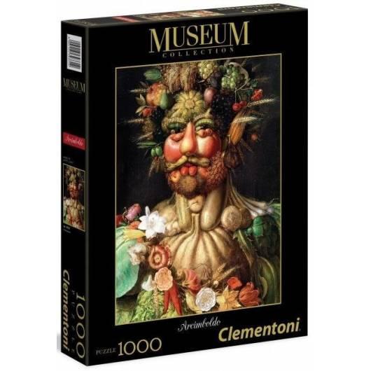 Puzzle 1000 Museum Arcimboldo