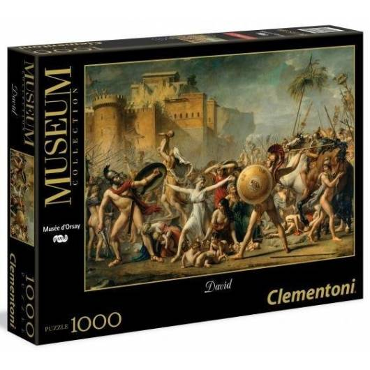 Puzzle 1000 Museum Louvre