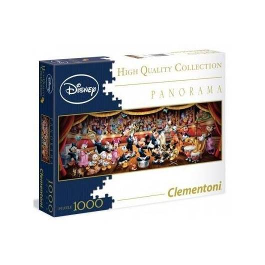 Puzzle 1000 HQ Panorama Disney