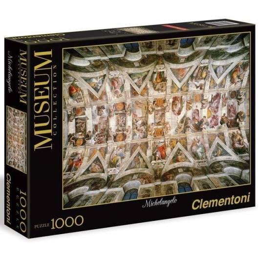 Puzzle 1000 Museum Vatican The Sistene Chapel