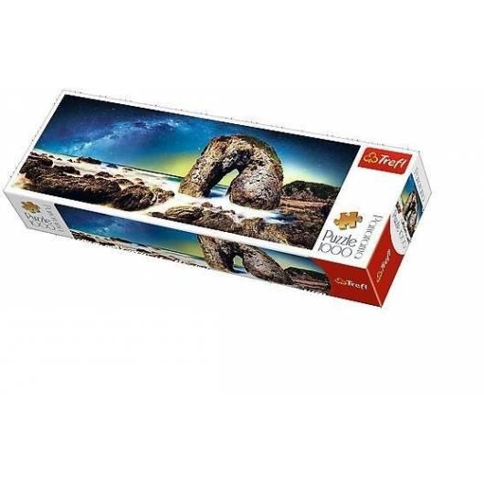 Puzzle 1000 Panorama - Droga Mleczna TREFL