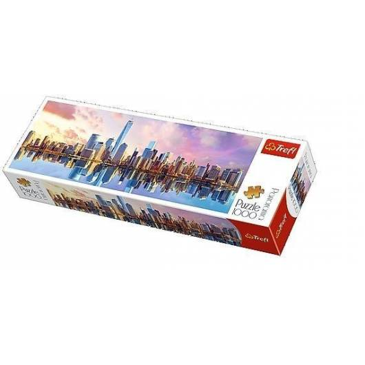 Puzzle 1000 Panorama - Manhattan TREFL
