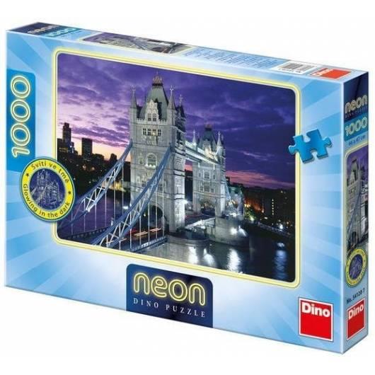 Puzzle 1000 Neon Tower Bridge DINO