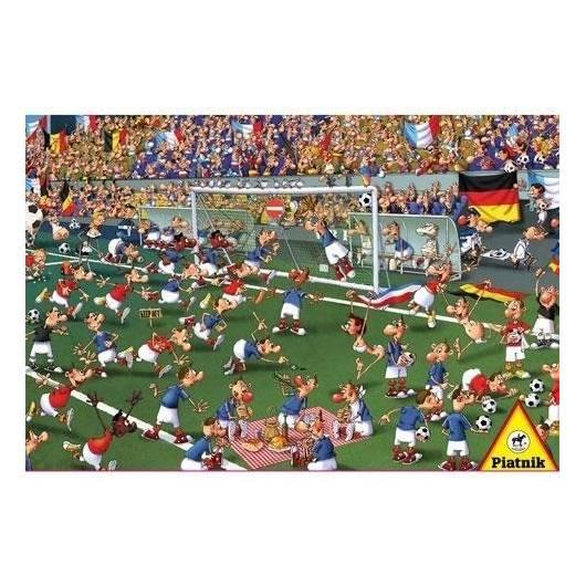 Puzzle 1000 - Piłka Nożna PIATNIK