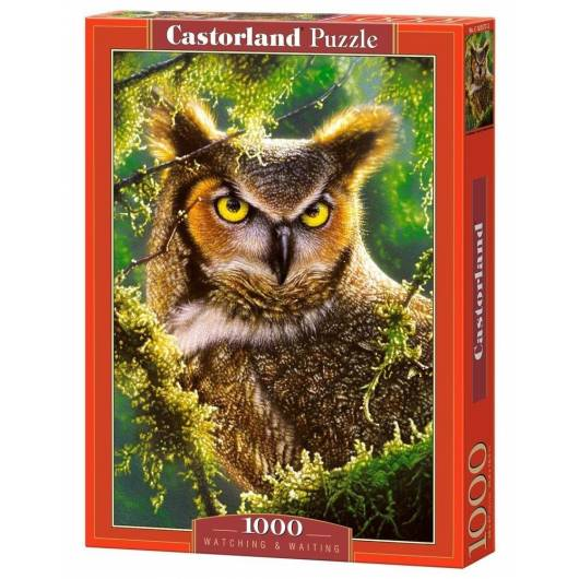 Puzzle 1000 Watching & Waiting CASTOR