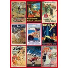 Puzzle 1000 - Vintage Poster Transport