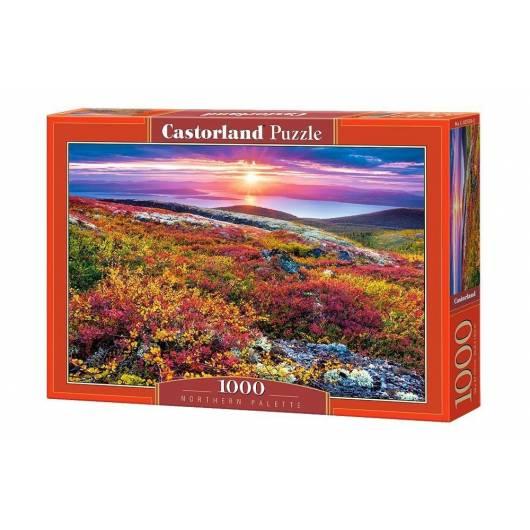 Puzzle 1000 Nothern Palette CASTOR