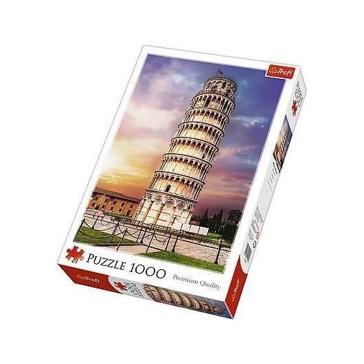 Puzzle 1000 Wieża w Pizie TREFL