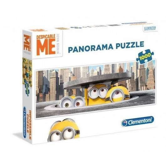 Puzzle 1000 DMF Panorama Minionki