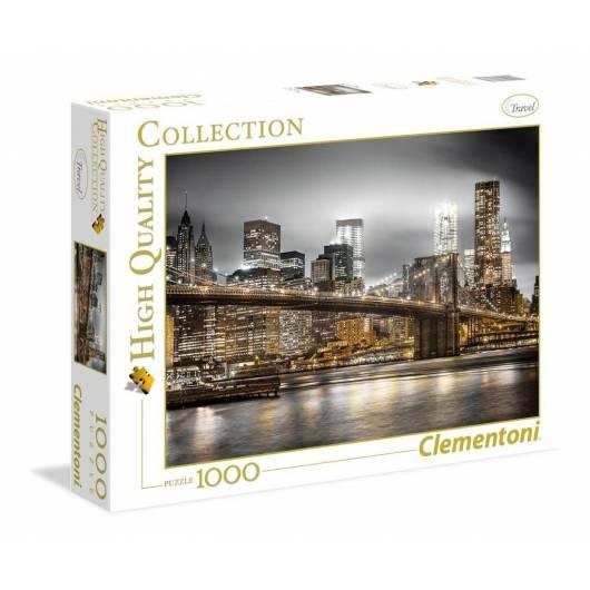 Puzzle 1000 el. HQ New York skyline