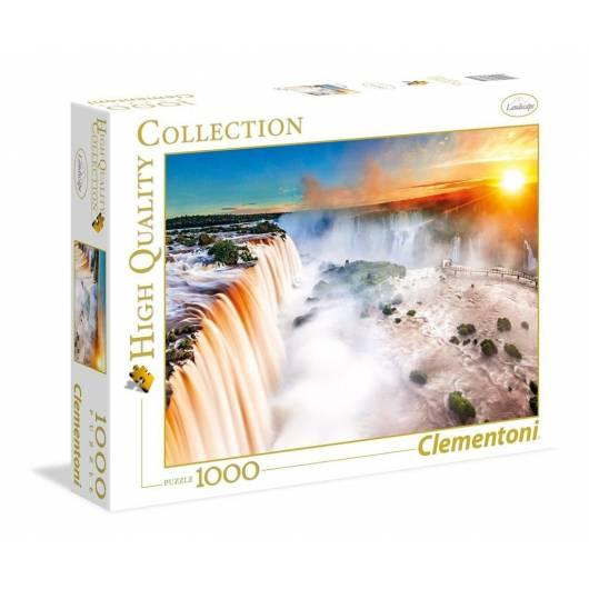 Puzzle 1000 el. HQ Waterfall