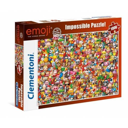 Puzzle 1000 el. Impossible Puzzle! Emoji
