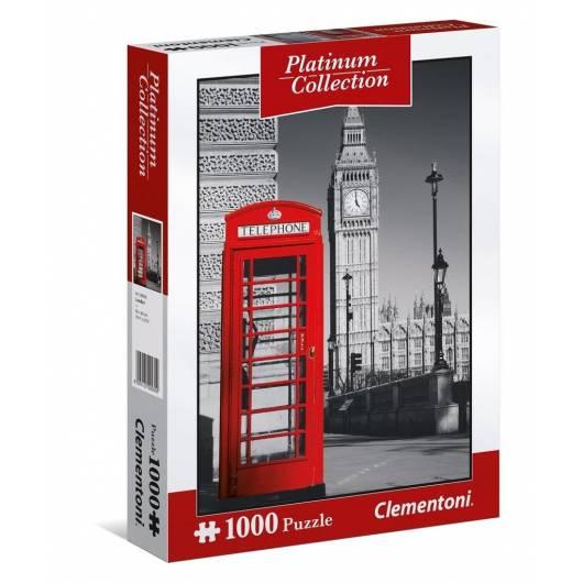 Puzzle 1000 el. Platinum Collection: London