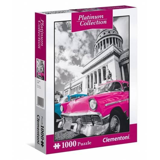 Puzzle 1000 el. Platinum Collection: Cuba