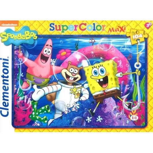 Puzzle 104 Maxi Sponge Bob