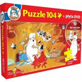 Było sobie życie - Bohaterowie - puzzle+DVD