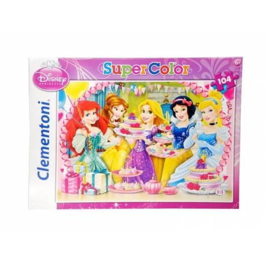 Puzzle 104 Księżniczki Bal