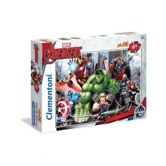 Puzzle 104 Maxi Avengers