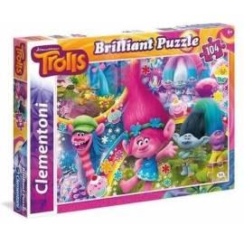 Puzzle 104 Brilliant Trolle