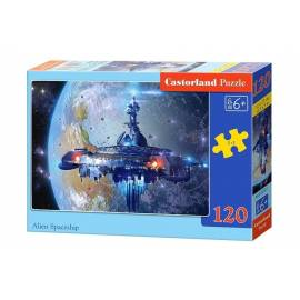 Puzzle 120 Obcy statek kosmiczny CASTOR