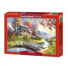 Puzzle 1500 Baśniowa wioska CASTOR