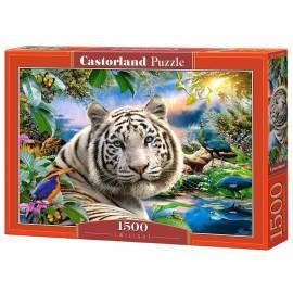 Puzzle 1500 Brzask CASTOR